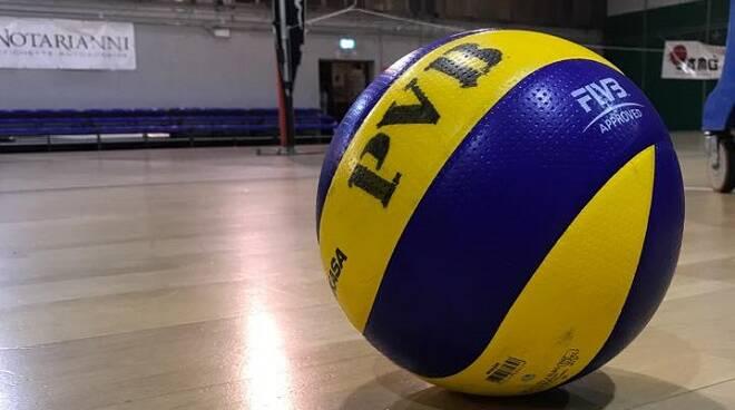 pallone volley pallavolo valle belbo