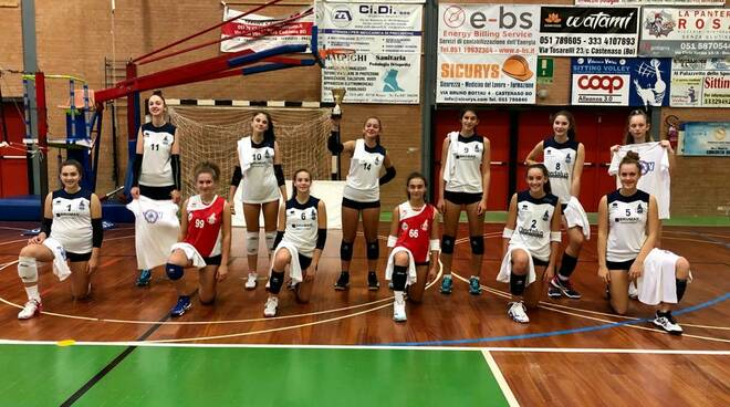 under 15 play asti club 76