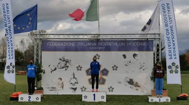 alice sotero vince campionato italiano 2020