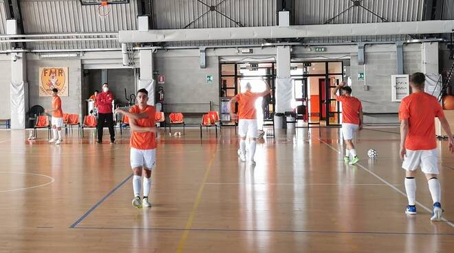orange futsal repertorio