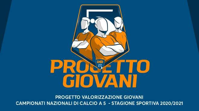 progetto giovani calcio a 5