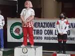 arco francesca vassarotti oro novara campionato regionale junior 2021