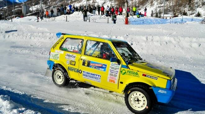 piergiacomo riva sport forever ice challege pragelato foto magnano