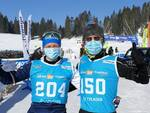 simona scarrone paolo musso winter triathlon asiago