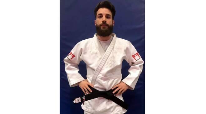 stevin perri cintura nero judo polisportiva astigiana