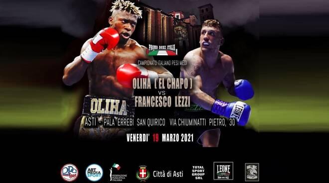 italiani pesi medi boxe 19032021