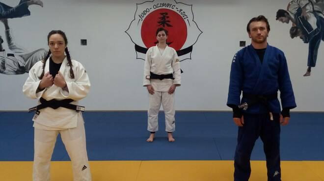 judo olimpic asti cinture nere grandi montrucchio valente