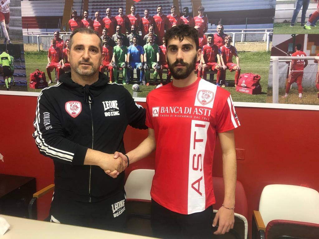 lorenzo tassone  asti calcio 2021