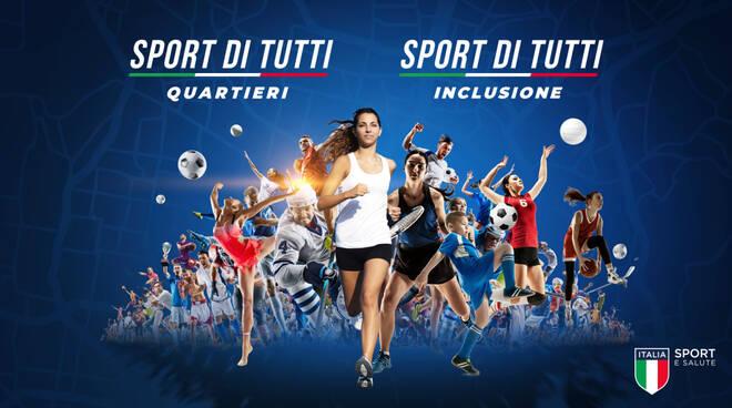sport per tutti quartiere e inclusione