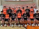 under 19 orange futsal 2021