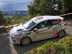 Foto Magnano Marcel Porliod e Andre Perrin rally sanremo 2021