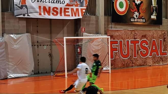 Gol Cannella orange futsal