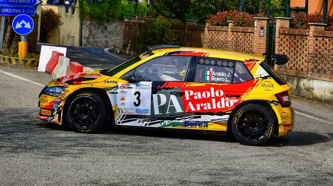 jacopo araldo rally team 971 2021 foto lavagnini