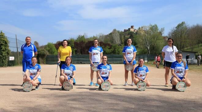 tigliolese 2021 serie a femminile tamburello