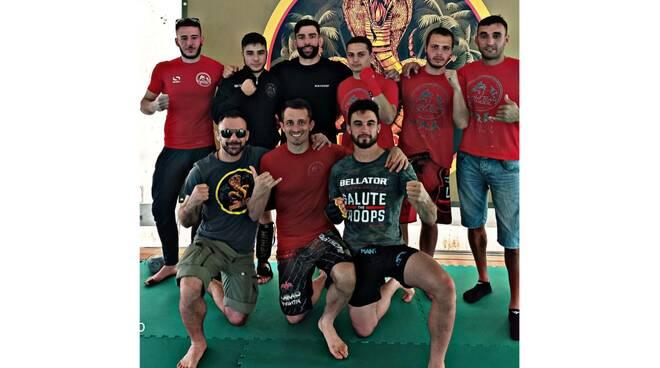 Fight team school al Cobra Camp