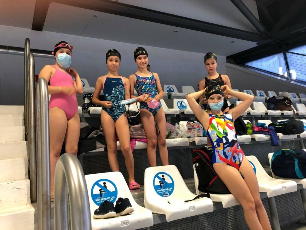 junior pentathlon asti nuoto esordienti a e b 01/02 maggio 2021