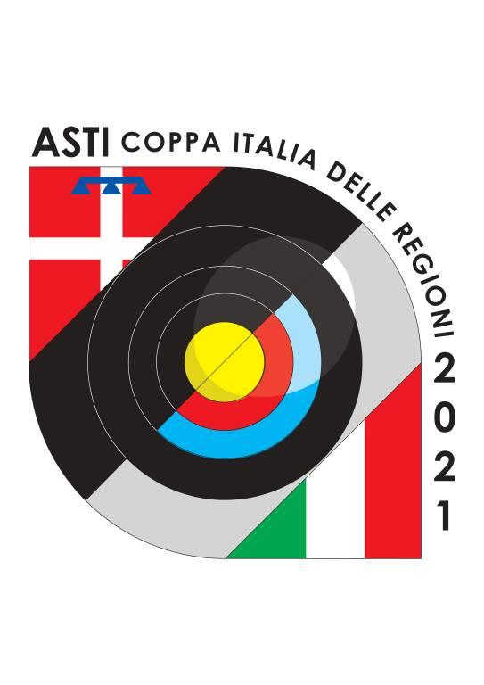 logo coppa italia delle regioni arco asti 2021