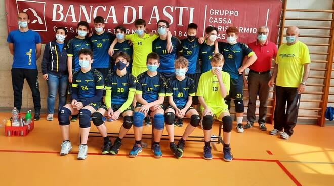 under 15 Revolution Asti