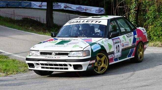 balletti motorsport rally campagnolo
