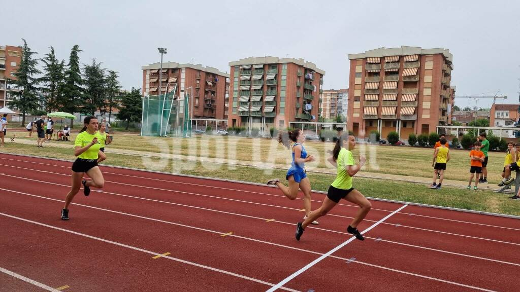 Campionati provinciali giovanili Asti 19 giugno 2021