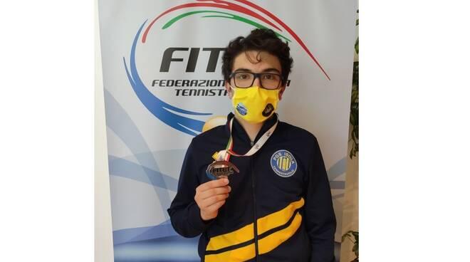 edoardo bagnasco 2° italiani tennistavolo