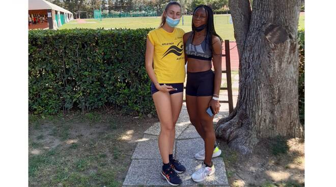 federica parigi e beatrice buzzi atletica asti 2.2