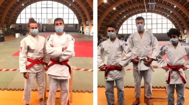 polisportiva astigiana al Campionato Nazionale Endas di Judo