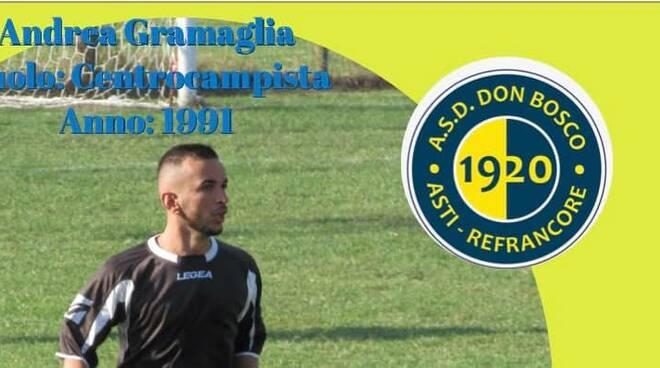 Andrea Gramaglia Don Bosco Asti