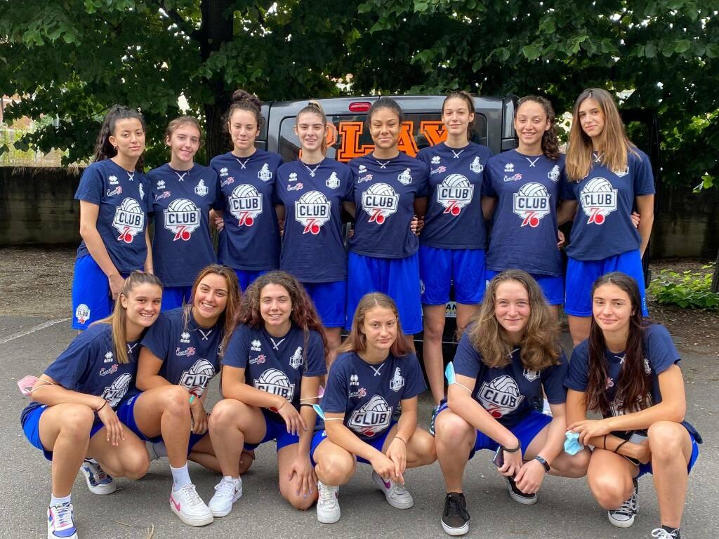 Club76 PlayAsti Brumar Fenera under 17 finali nazionali
