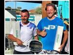 Davide chicarella QuickSand Italian Open