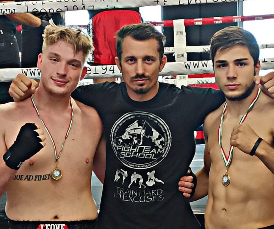 fight team school 05072021