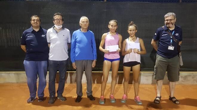 finaliste trofeo castiati femminile tennis 2021