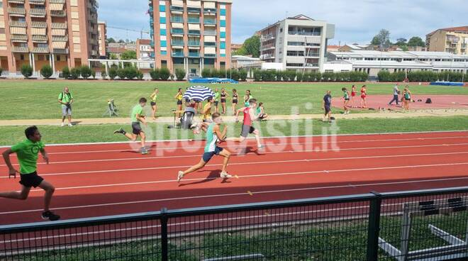 gare giovanili atletica 17 luglio 2021