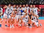 Italia Giappone Tokio 2020 Volley
