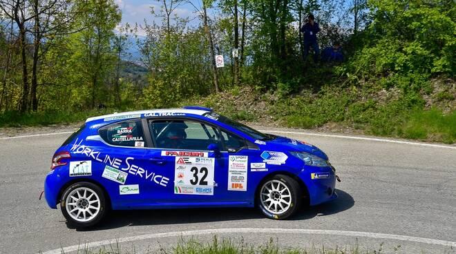 Foto Magnano Lorenzo Castelli - Villa e Ismaele Barra Peugeot 208