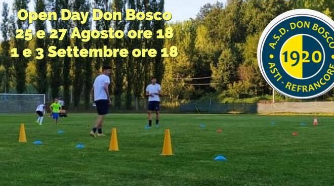 Open day don bosco asti