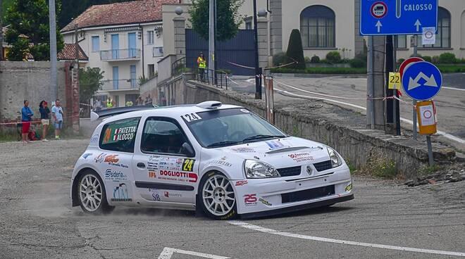 patetta alocco sport forever rally vigneti monferrini 2021 foto magnano