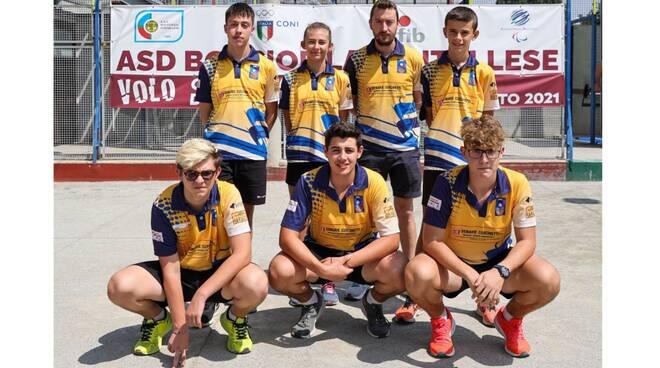 pro valfenera under 15 campionati italiani