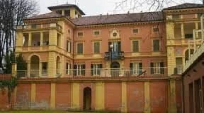 villa badoglio