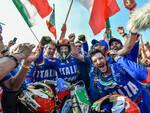 italia festeggia six days enduro  2021  Ph. Dario Agrati