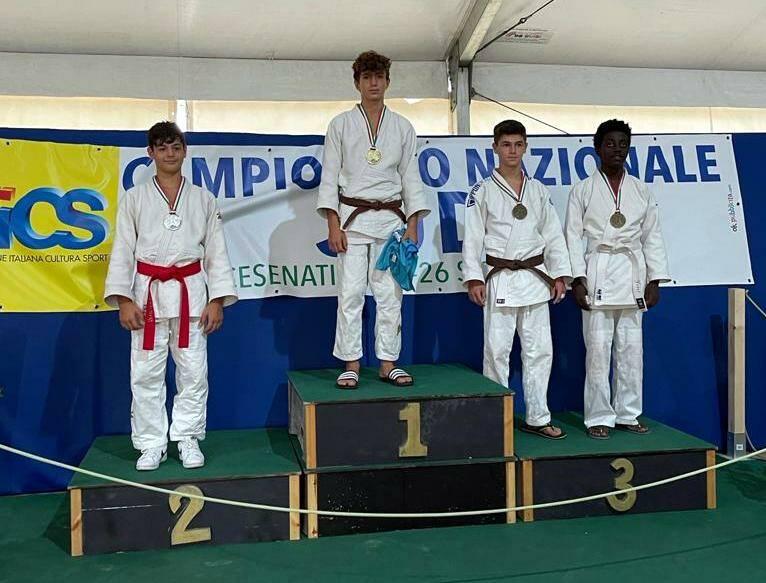 polisportiva astigiana Campionati Nazionali AICS di Judo 2021