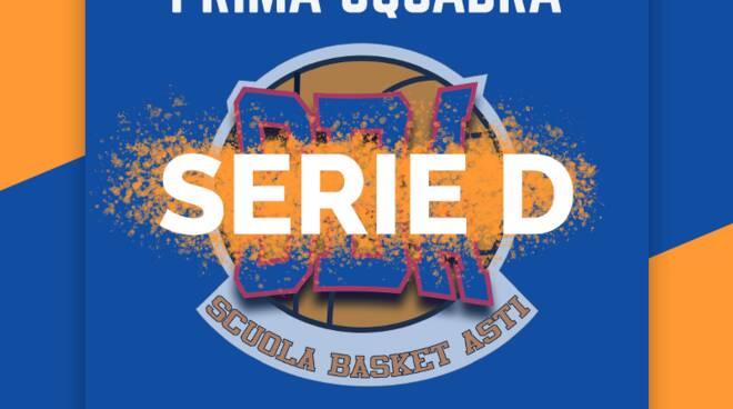scuola basket asti serie d 2021/22