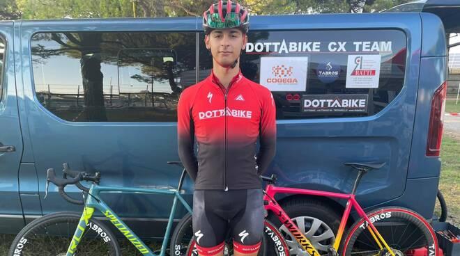 andrea conti dotta bike cx team stagione 2021/22
