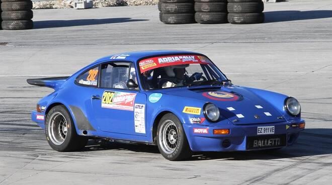 balletti motorsport rally bassano