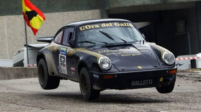 balletti motorsport  rallylegend foto Claudio Cavion