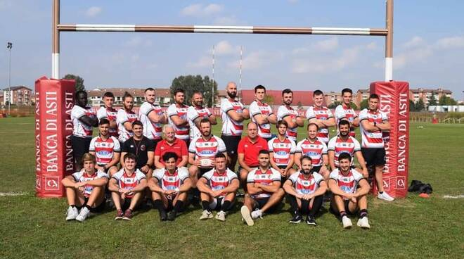 Monferrato rugby 2021/22