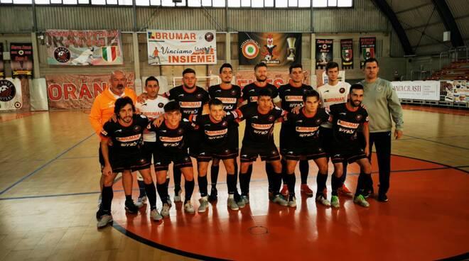 orange futsal prima giornata serie B 2021/22