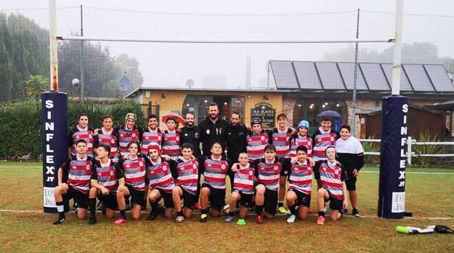 under 15 monferrato rugby