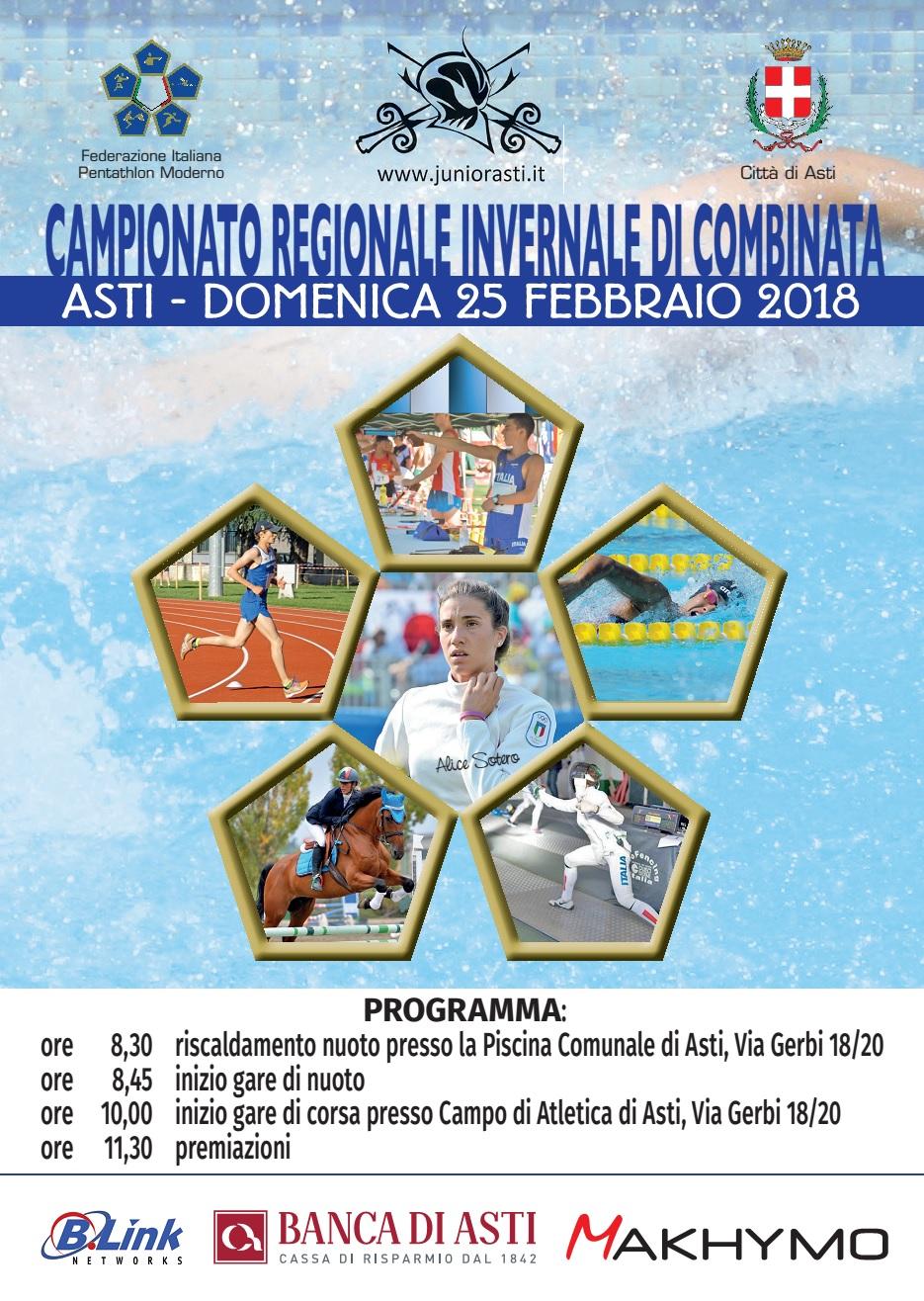 Domenica Ad Asti Il Campionato Regionale Invernale Di